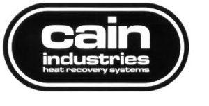 Cain Heat Recovery Logo